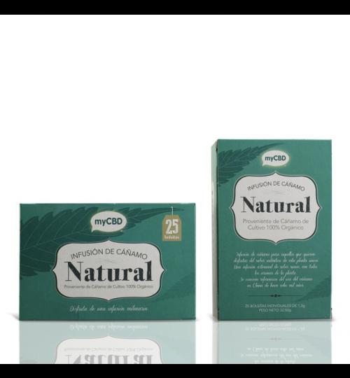 myCBD Tee Natural