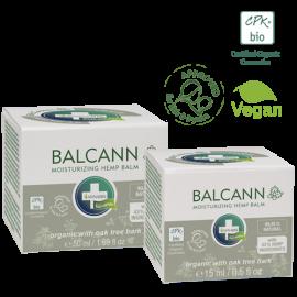Balcann Eichenbaum Biobalsam 50ml